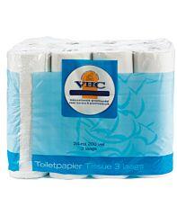 Vhc Toiletpapier 3-laags