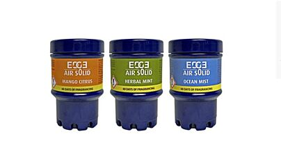 Euro Luchtverfrisser green air