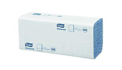 Tork Handdoek c fold blauw h3