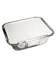 Depa Aluminium bak+deksel 12x10x3 cm