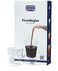 Depa Brasserieglas plastic 250 ml