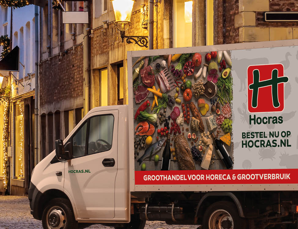 Het gemak van online bestellen bij Hocras